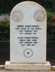 Baden_Powell_tombstone